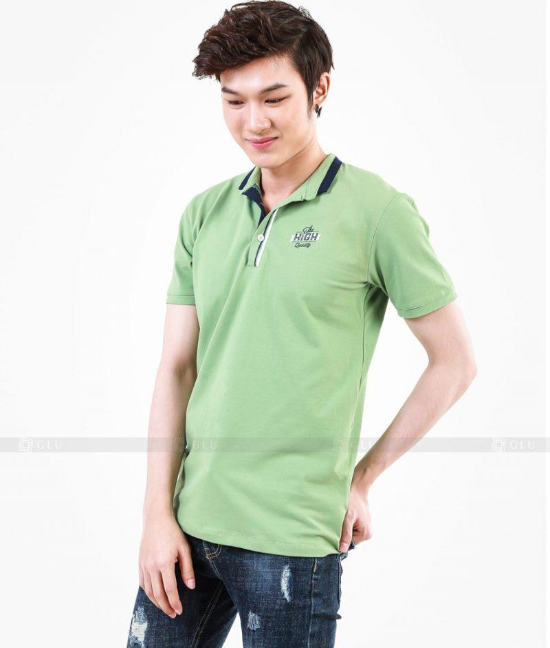 Ao Thun Nam Co Tron GLU TR67