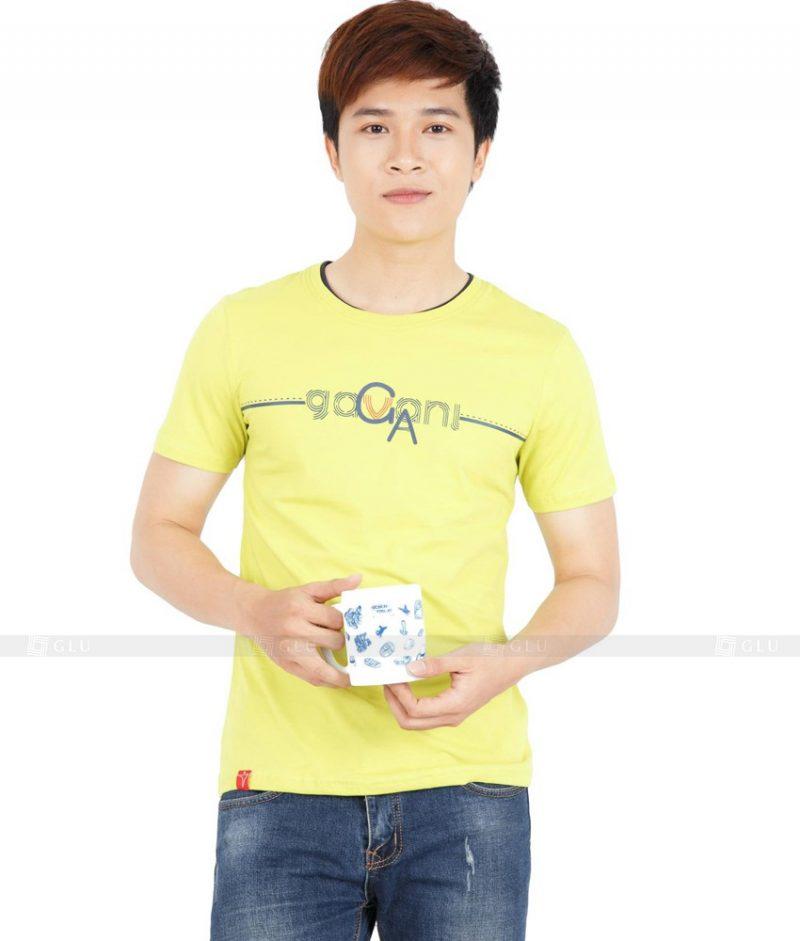 Ao Thun Nam Co Tron GLU TR68
