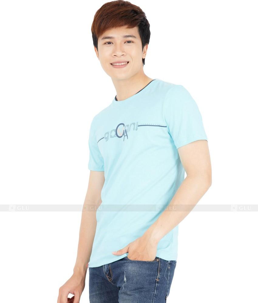 Ao Thun Nam Co Tron GLU TR73