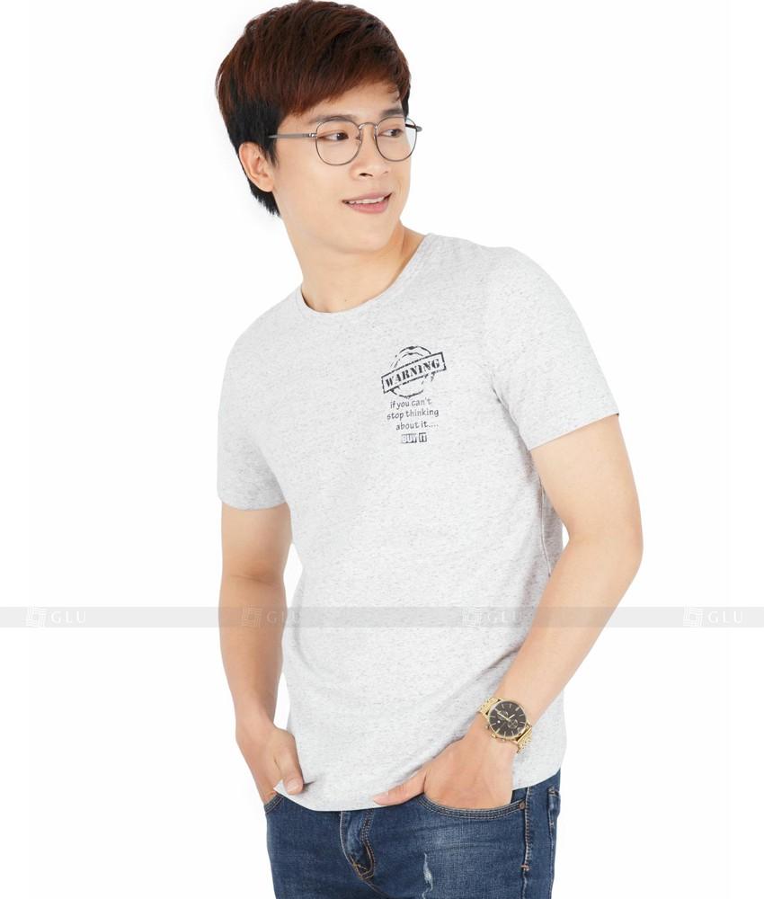 Ao Thun Nam Co Tron GLU TR75