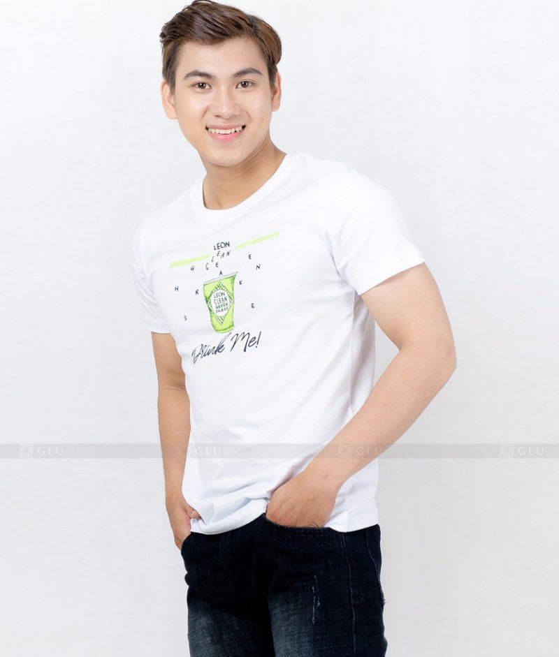 Ao Thun Nam Co Tron GLU TR97