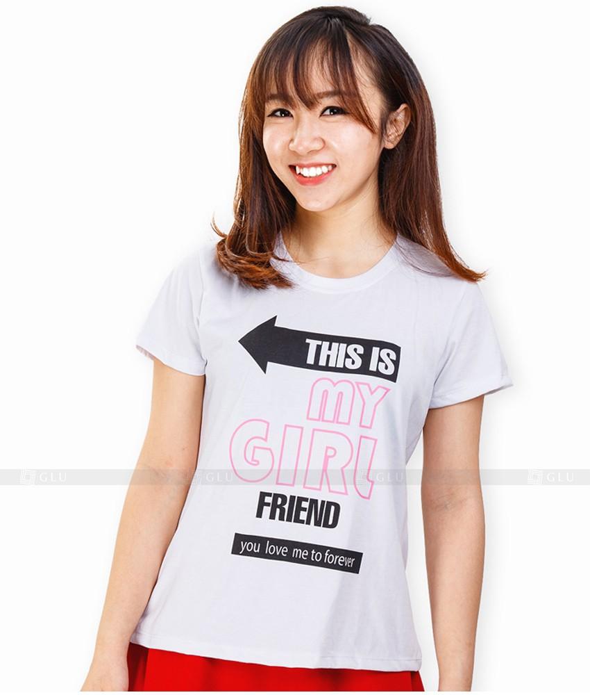 Ao Thun Nu Co Tron GLU TR56