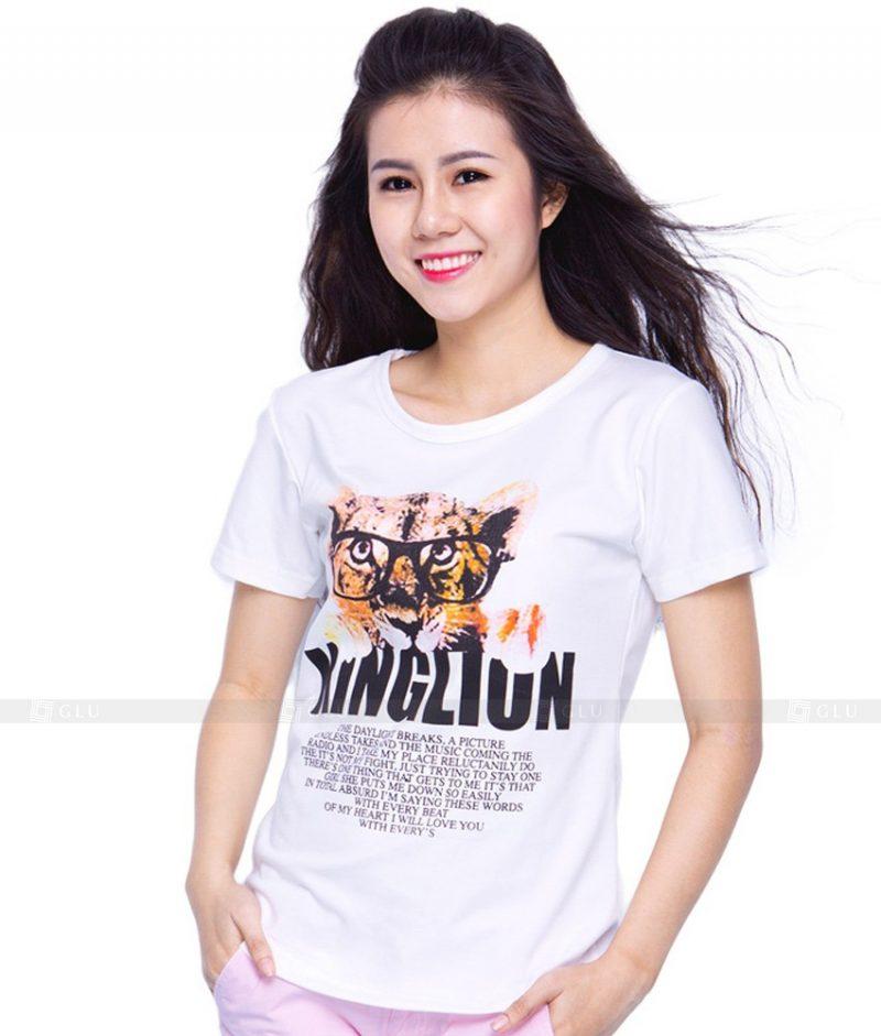 Ao Thun Nu Co Tron GLU TR86