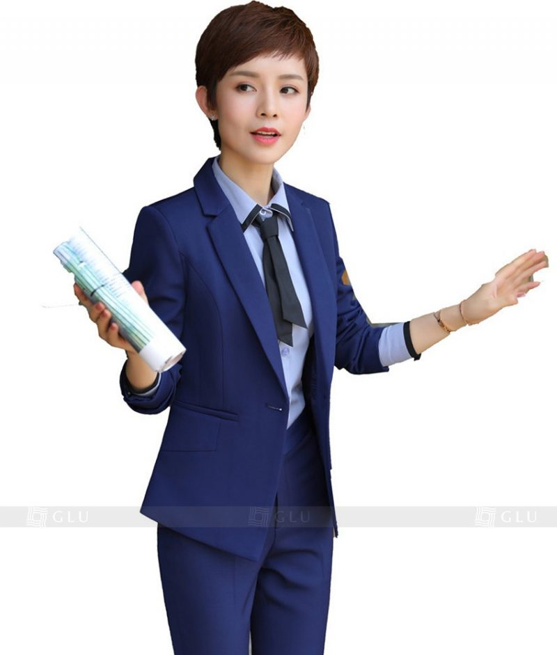 Ao Vest Dong Phuc Cong So GLU 03
