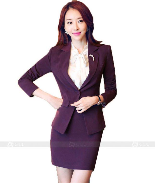 Ao Vest Dong Phuc Cong So GLU 05 đồng phục công sở nam