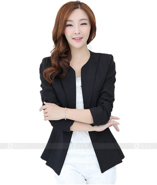 Ao Vest Dong Phuc Cong So GLU 06 đồng phục công sở nam