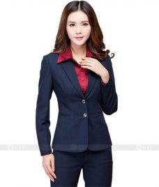 Ao Vest Dong Phuc Cong So GLU 07 vest đồng phục công sở