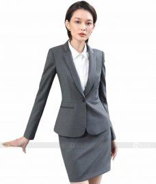 Ao Vest Dong Phuc Cong So GLU 10 vest đồng phục công sở