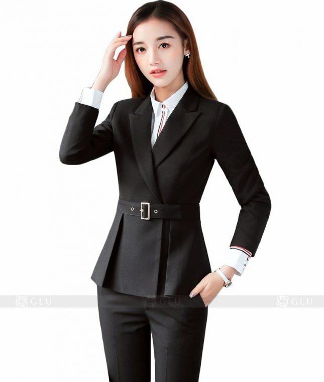 Ao Vest Dong Phuc Cong So GLU 12 đồng phục công sở nam