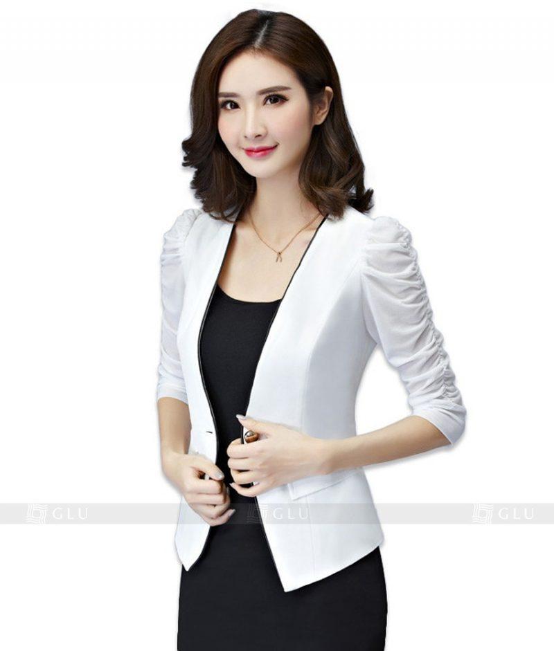 Ao Vest Dong Phuc Cong So GLU 120