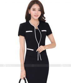 Ao Vest Dong Phuc Cong So GLU 14 vest đồng phục công sở