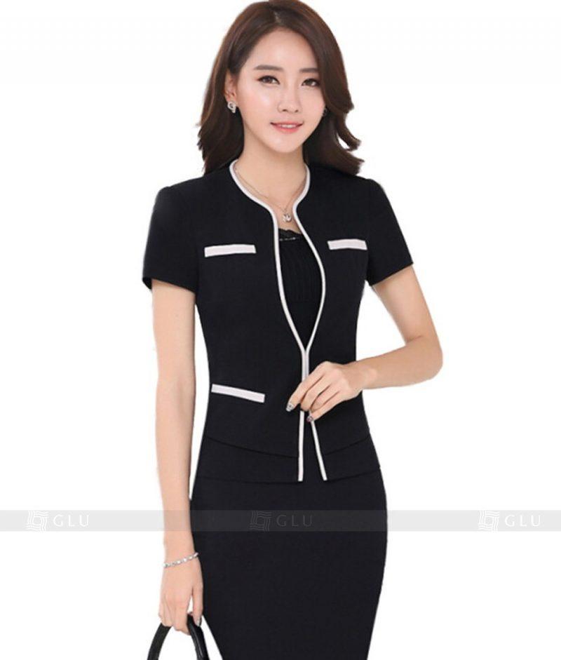 Ao Vest Dong Phuc Cong So GLU 14