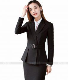 Ao Vest Dong Phuc Cong So GLU 15 vest đồng phục công sở