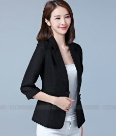 Ao Vest Dong Phuc Cong So GLU 187 Đồng Phục Công Sở