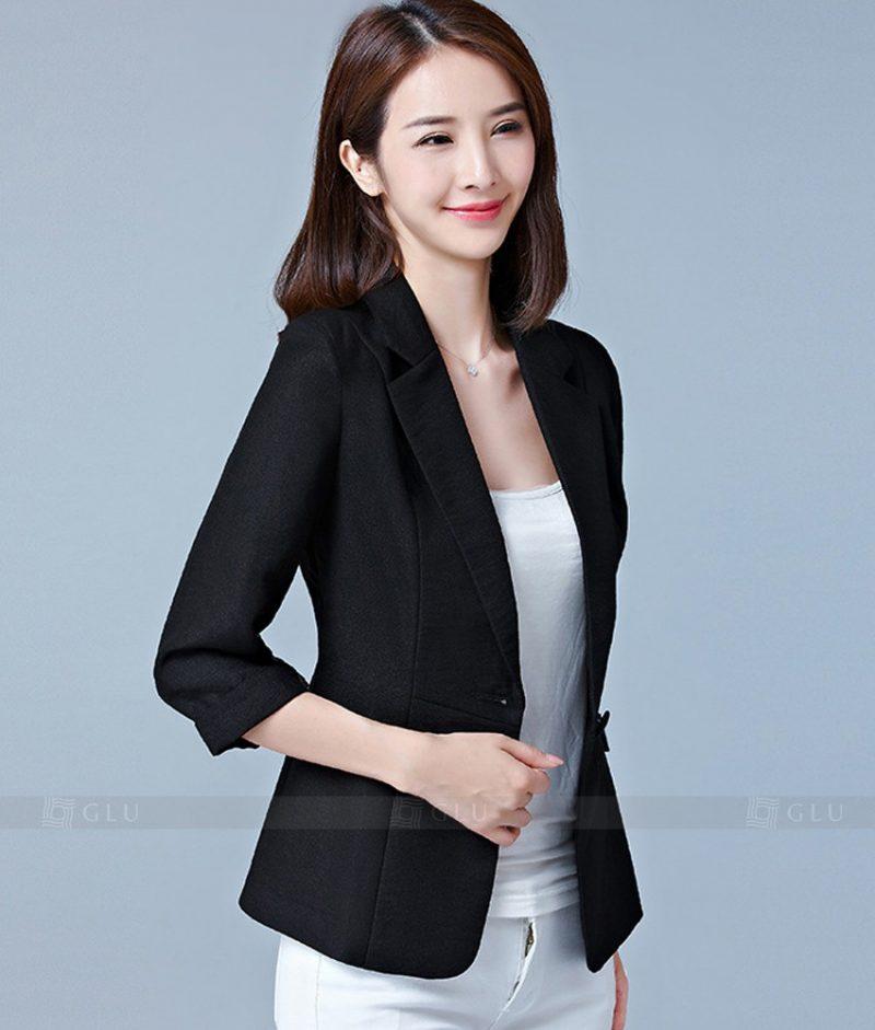 Ao Vest Dong Phuc Cong So GLU 187