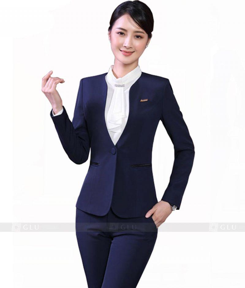 Ao Vest Dong Phuc Cong So GLU 19