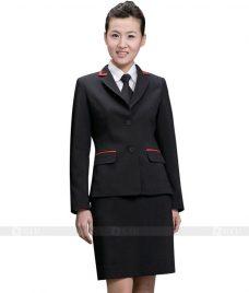 Ao Vest Dong Phuc Cong So GLU 23 vest đồng phục công sở