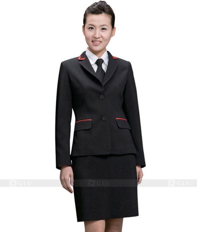 Ao Vest Dong Phuc Cong So GLU 23 đồng phục công sở nam