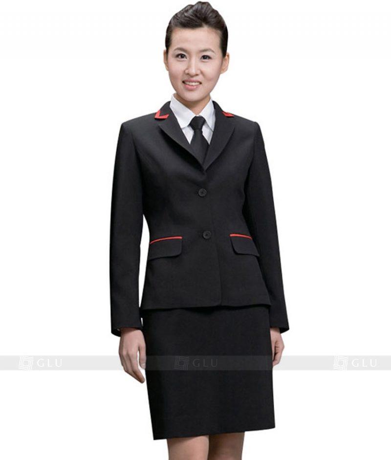 Ao Vest Dong Phuc Cong So GLU 23