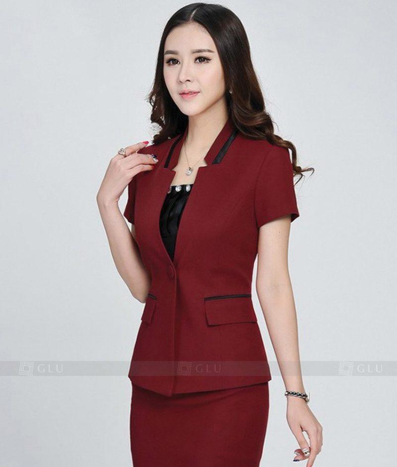 Ao Vest Dong Phuc Cong So GLU 230