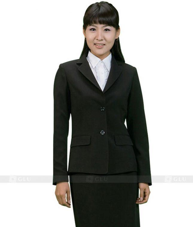 Ao Vest Dong Phuc Cong So GLU 24 đồng phục công sở nam