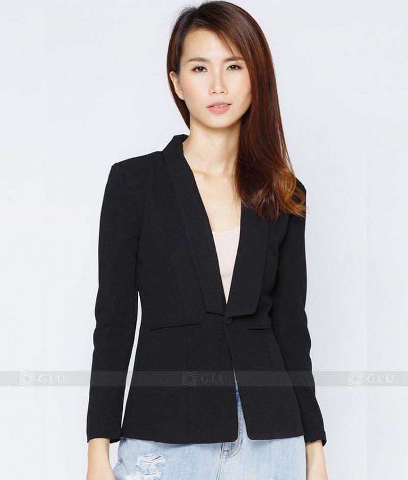 Ao Vest Dong Phuc Cong So GLU 25