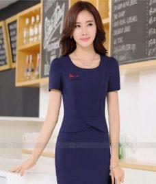 Ao Vest Dong Phuc Cong So GLU 260 Đồng Phục Công Sở