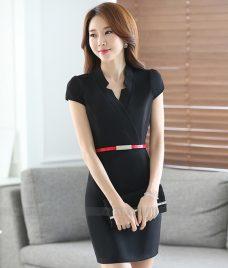 Ao Vest Dong Phuc Cong So GLU 264 Đồng Phục Công Sở