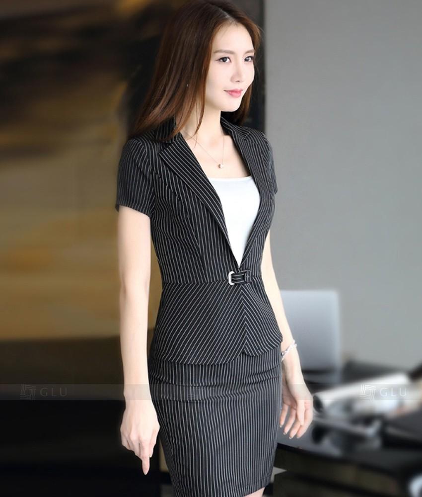 Ao Vest Dong Phuc Cong So GLU 300