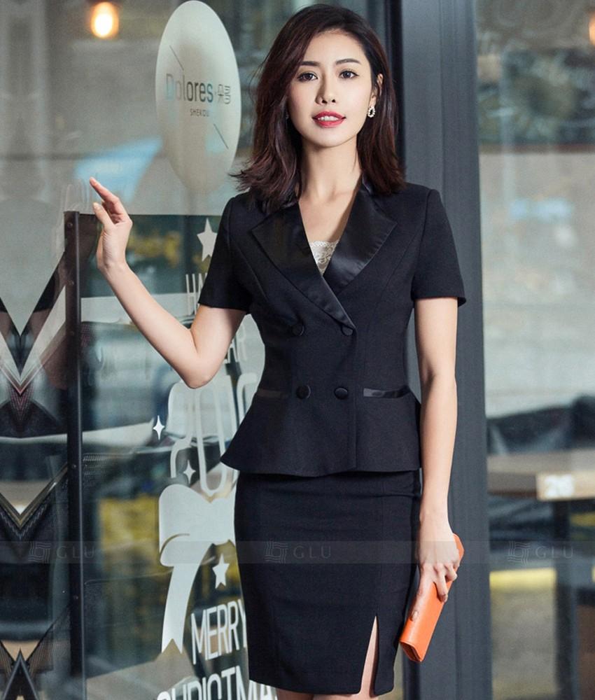 Ao Vest Dong Phuc Cong So GLU 306