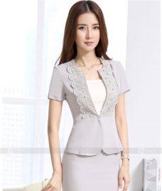Ao Vest Dong Phuc Cong So GLU 313 Đồng Phục Công Sở