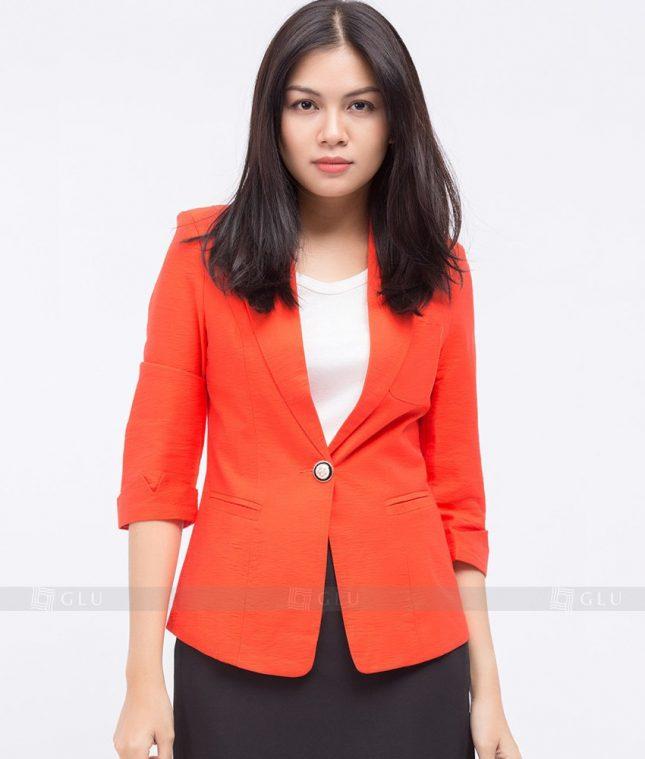 Ao Vest Dong Phuc Cong So GLU 34 đồng phục công sở nam