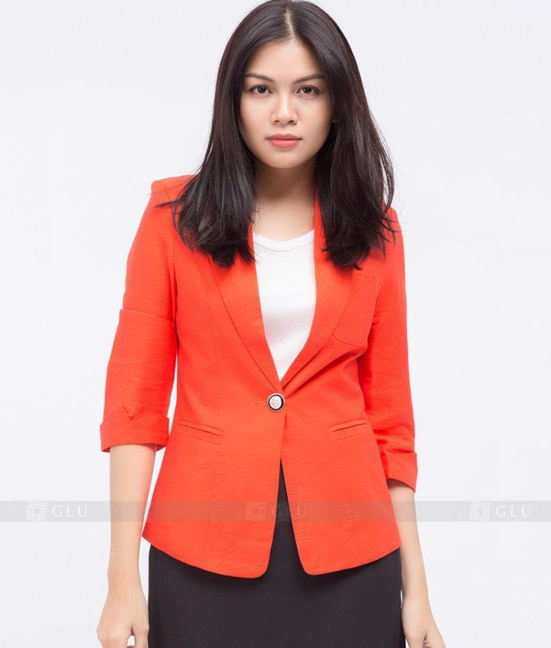 Ao Vest Dong Phuc Cong So GLU 34