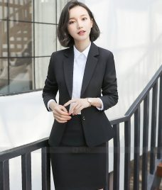 Ao Vest Dong Phuc Cong So GLU 358 may áo vest đồng phục