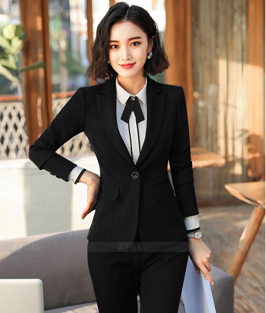 Ao Vest Dong Phuc Cong So GLU 363