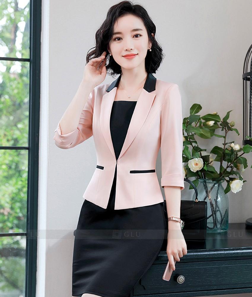 Ao Vest Dong Phuc Cong So GLU 365
