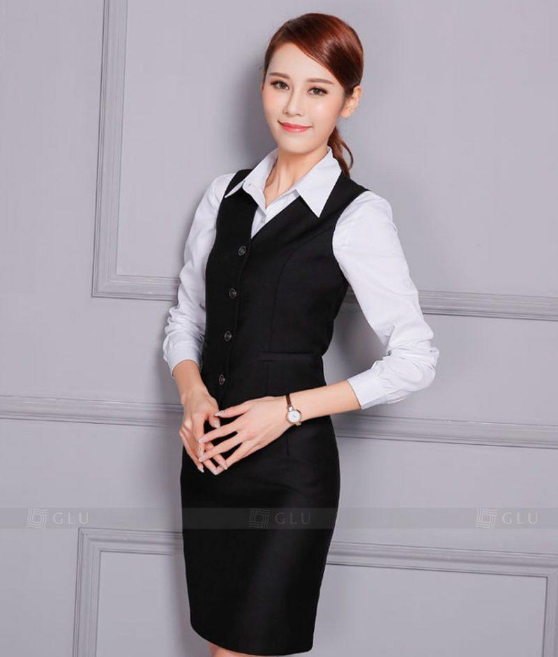 Ao Vest Dong Phuc Cong So GLU 368
