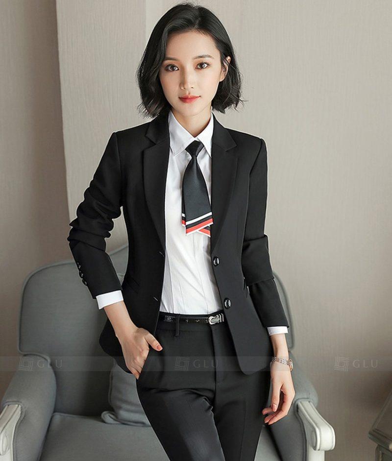 Ao Vest Dong Phuc Cong So GLU 369