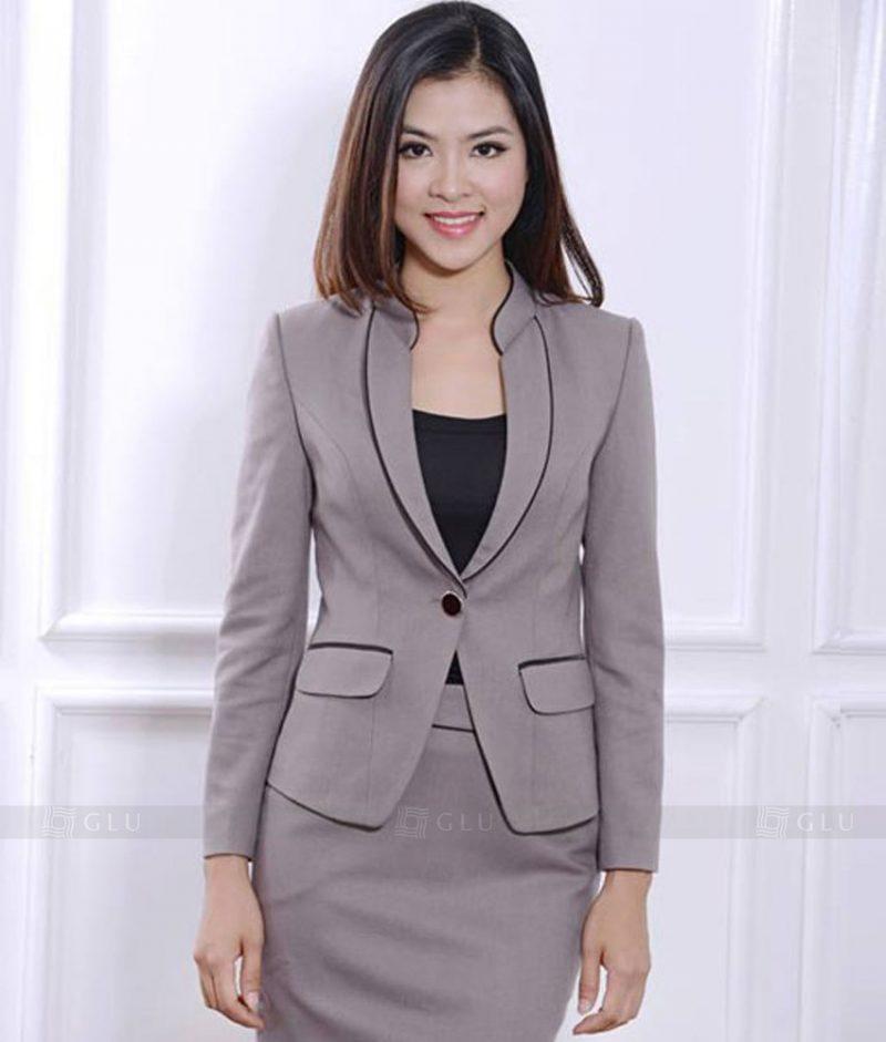 Ao Vest Dong Phuc Cong So GLU 390