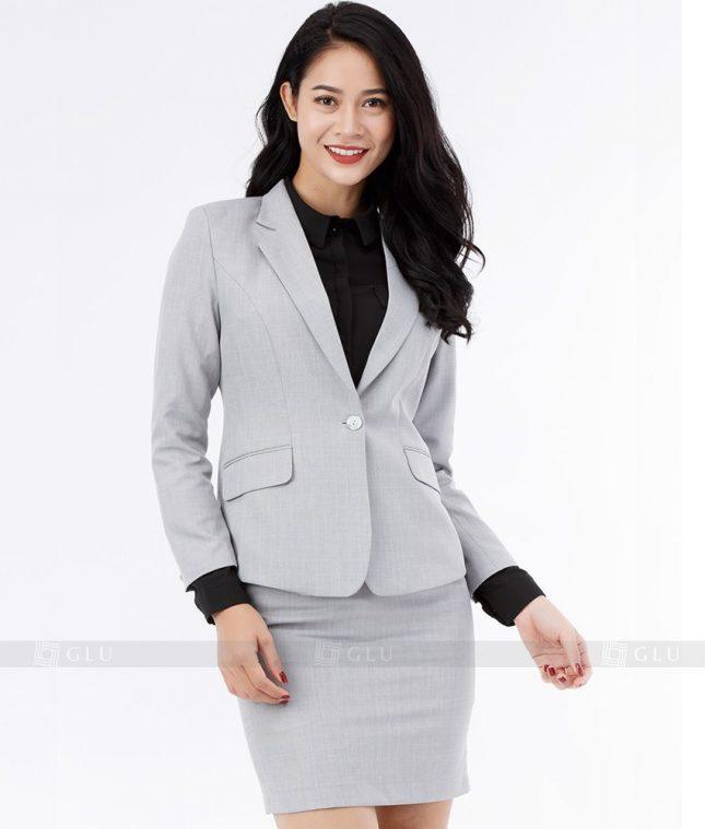 Ao Vest Dong Phuc Cong So GLU 40 đồng phục công sở nam