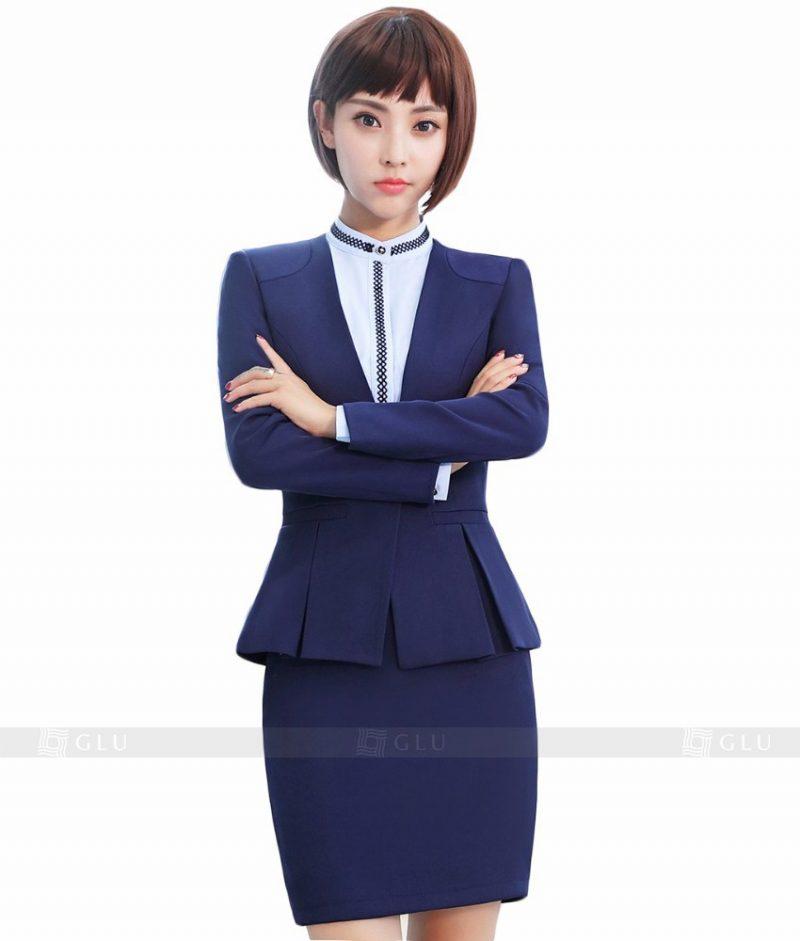 Ao Vest Dong Phuc Cong So GLU 53