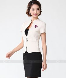 Ao Vest Dong Phuc Cong So GLU 58 Đồng Phục Công Sở