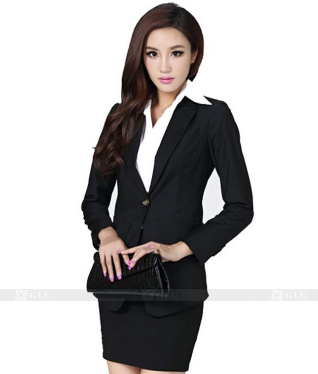 Ao Vest Dong Phuc Cong So GLU 59 đồng phục công sở nam