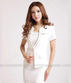 Ao Vest Dong Phuc Cong So GLU 64 Đồng Phục Công Sở