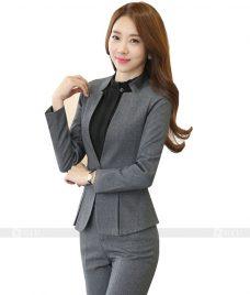 Ao Vest Dong Phuc Cong So GLU 84 Đồng Phục Công Sở