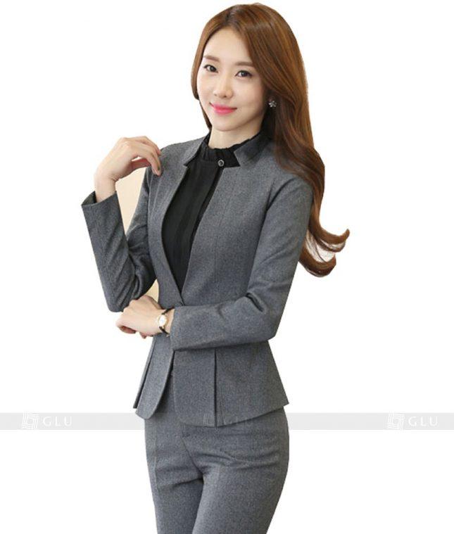 Ao Vest Dong Phuc Cong So GLU 84 đồng phục công sở nam