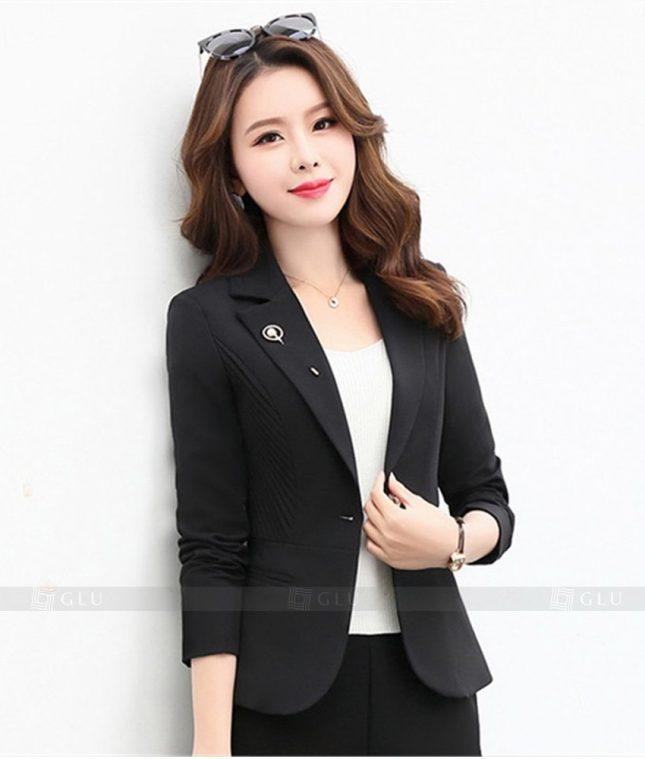 Ao Vest Dong Phuc Cong So GLU 87 đồng phục công sở nam