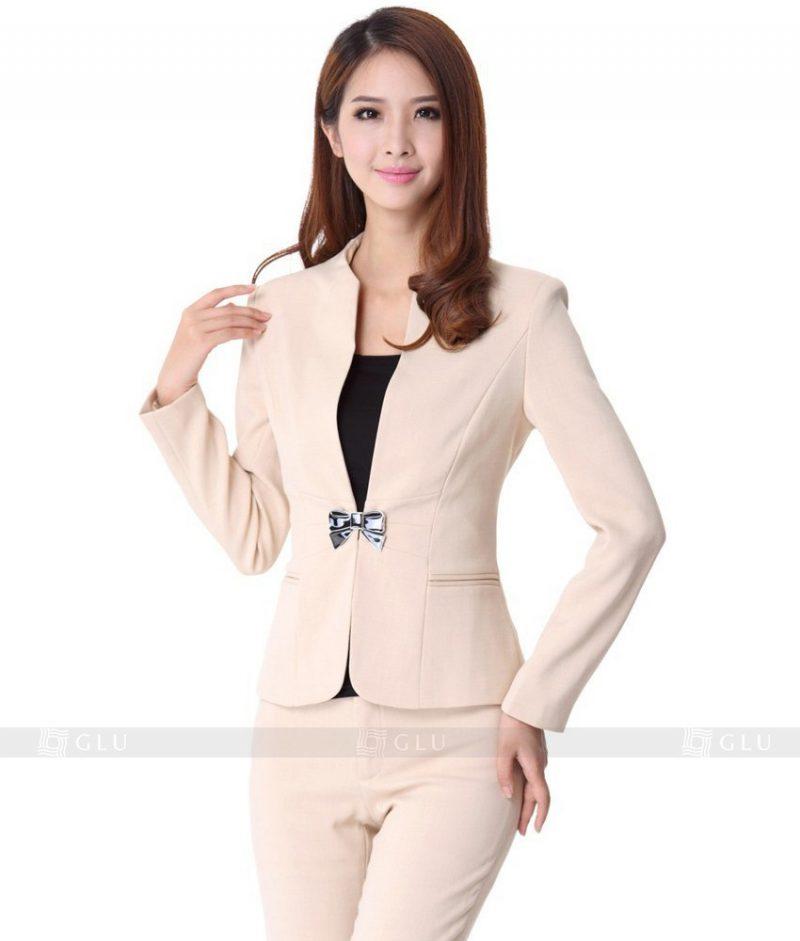 Ao Vest Dong Phuc Cong So GLU 90