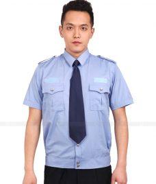 Dong Phuc Bao Ve GLU GL100 Đồng Phục Bảo Vệ