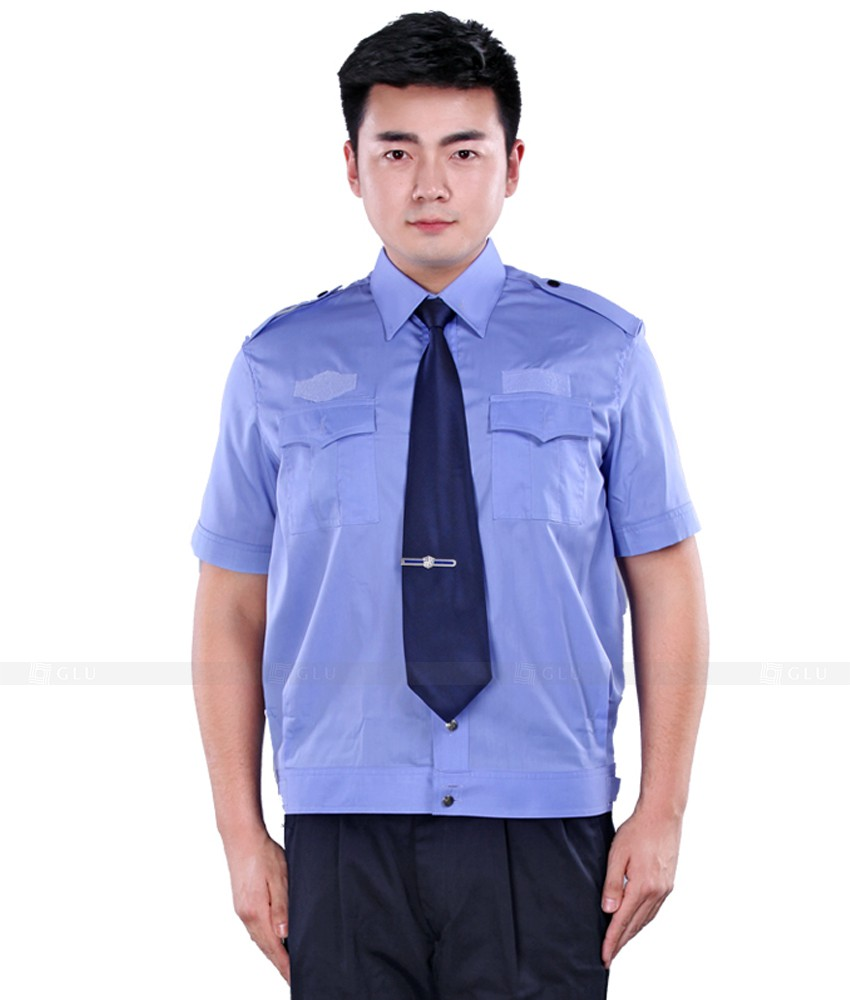 Dong Phuc Bao Ve GLU GL101